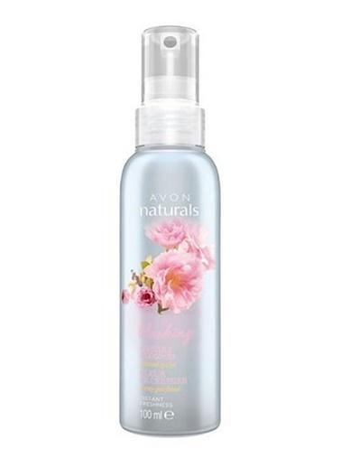 Avon Naturals Kiraz Çiçeği Özlü Vücut Spreyi 100 Ml Renkli